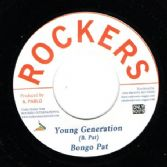 Bongo Pat - Young Generation / Augustus Pablo - New Style (Rockers / Onlyroots) 7""